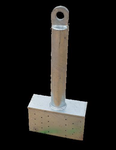 Hardy Saddle Tieback Fall Protection Device