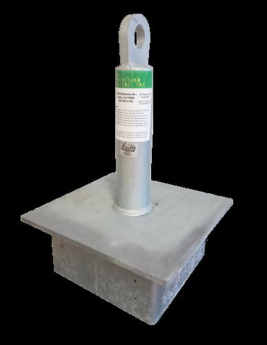 Hardy Tieback Fall Protection Device